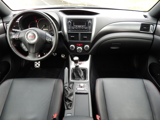 Picture of 2012 Subaru Impreza WRX STI Limited Sedan AWD, interior, gallery_worthy