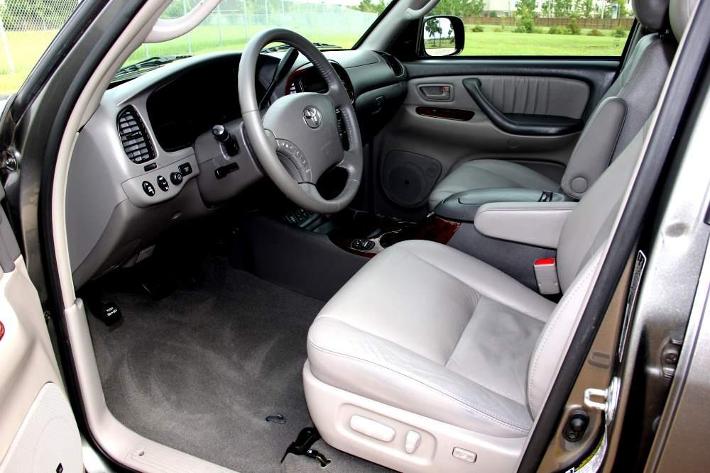 2006 toyota sequoia pictures cargurus - Toyota sequoia interior dimensions ...