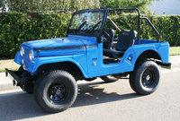 1970 Jeep CJ5 Overview
