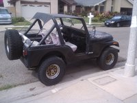 1982 Jeep CJ5 Overview
