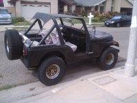 1982 Jeep CJ5 Overview
