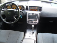 Picture Of 2005 Nissan Murano S AWD, Interior, Gallery_worthy