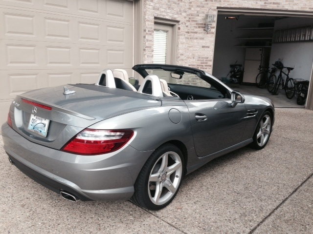 Picture of 2014 Mercedes-Benz SLK-Class SLK250
