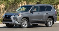2015 Lexus GX Picture Gallery