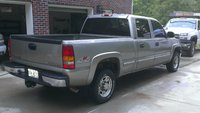 Picture of 2002 Chevrolet Silverado 1500HD LS Crew Cab Short Bed 4WD, exterior