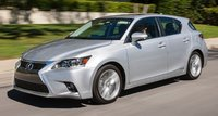 2015 Lexus CT 200h, Front-quarter view, exterior, manufacturer, gallery_worthy