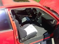 Picture of 1989 Honda Civic CRX 2 Dr HF Hatchback, interior