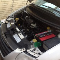 Picture of 2005 Chrysler Town & Country LX, engine