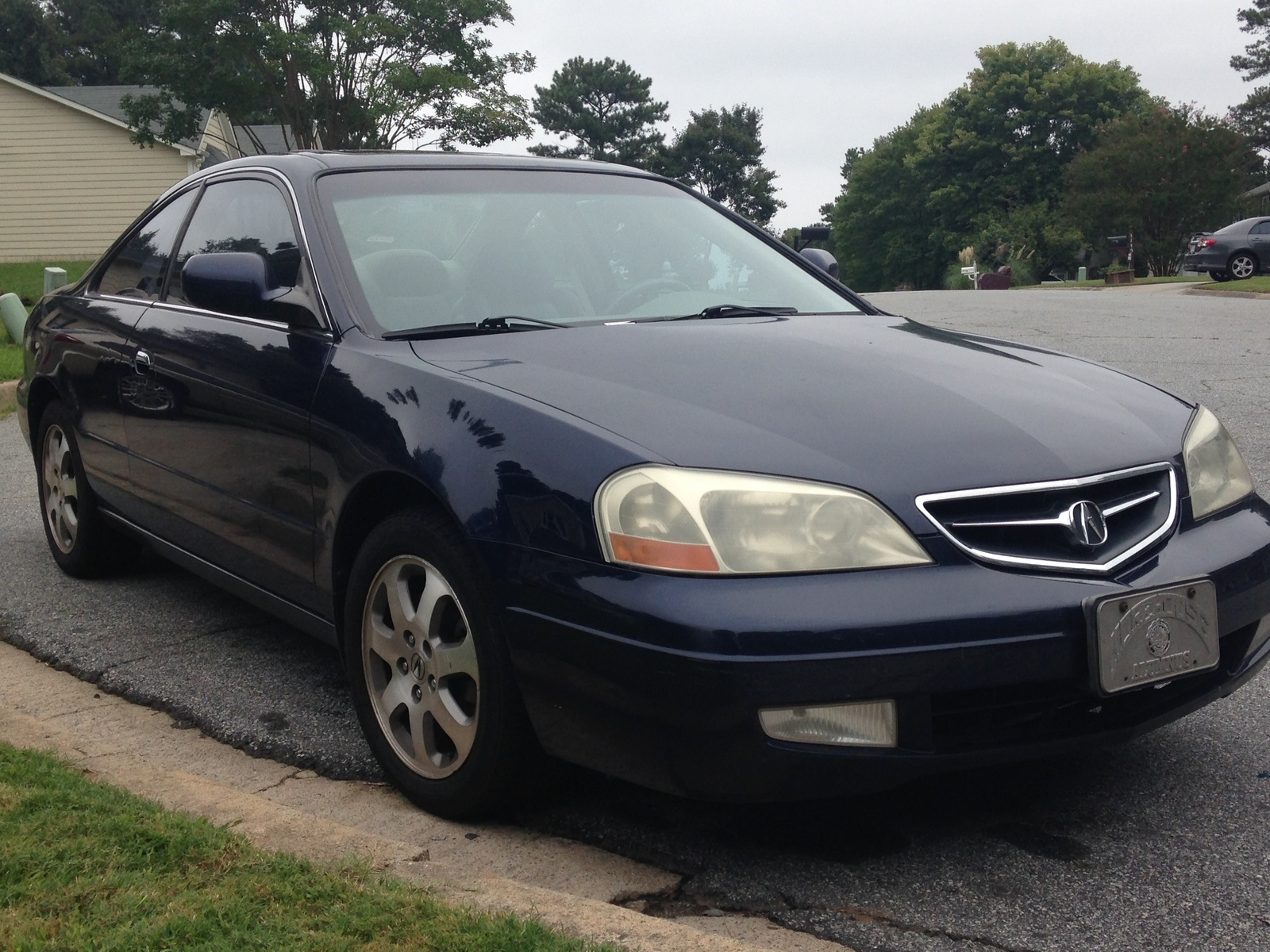 Acura CL Questions - My 2001 Acura jerks after a certain