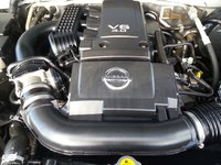 2005 Nissan Pathfinder LE 4WD picture, engine
