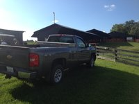 Picture of 2012 Chevrolet Silverado 1500 Work Truck 4WD, exterior