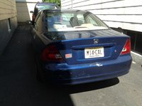 2001 Honda Civic Coupe Picture Gallery