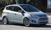 2015 Ford C-Max, Front-quarter view, exterior, manufacturer, gallery_worthy