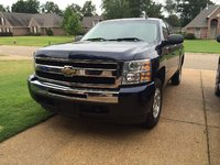 Picture of 2010 Chevrolet Silverado 1500 LT Extended Cab 4WD, exterior, gallery_worthy