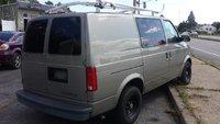 2001 Chevrolet Astro Cargo Van Overview