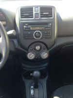 Picture of 2012 Nissan Versa 1.6 S, interior