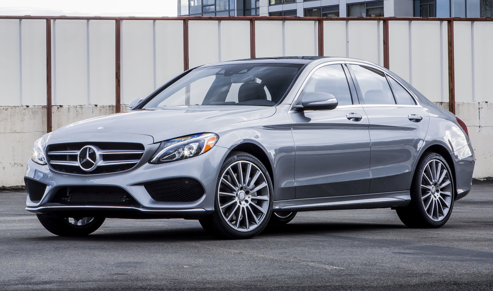 2015 mercedes benz c class review cargurus for Mercedes benz hybrid cars