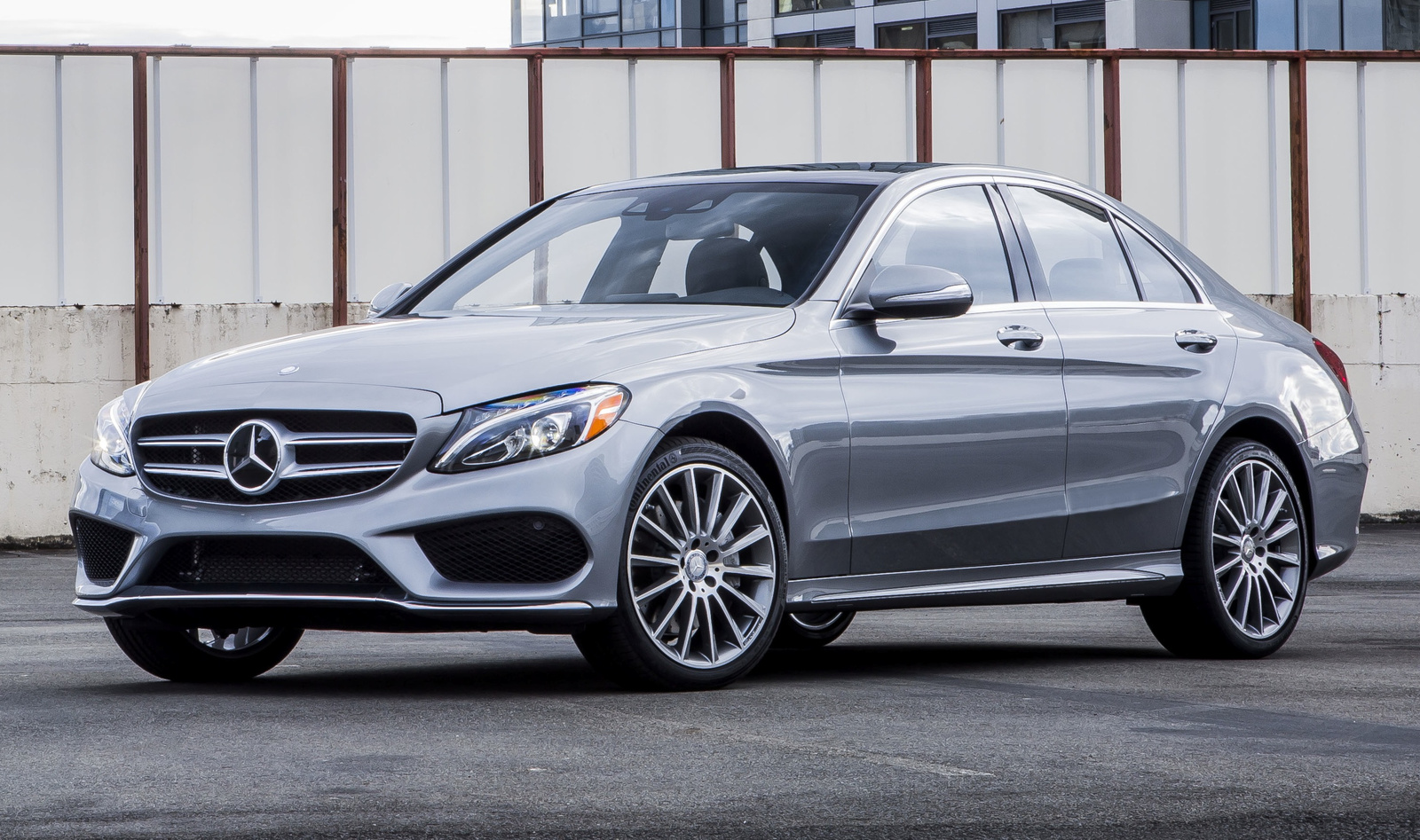 Home / Research / MercedesBenz / CClass / 2015