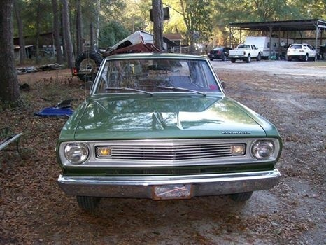 Picture of 1969 Plymouth Valiant, exterior, gallery_worthy