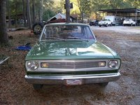 1969 Plymouth Valiant Overview
