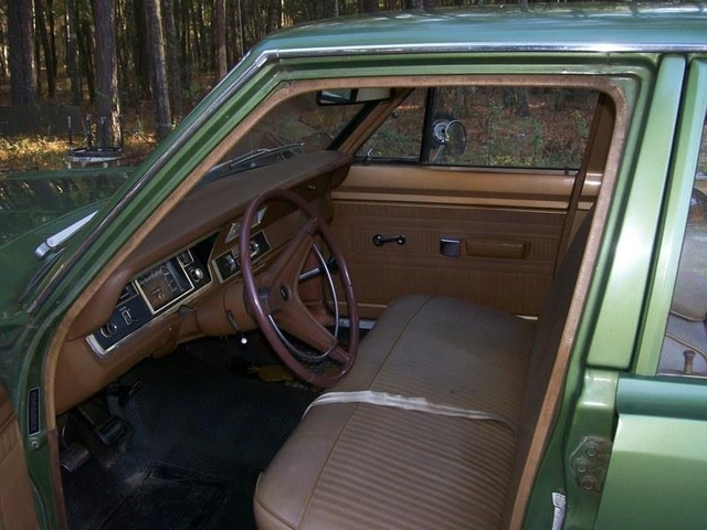 Picture of 1969 Plymouth Valiant, interior