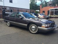 Picture of 1994 Buick Roadmaster 4 Dr Base Sedan, exterior