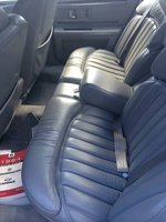 Picture of 1994 Buick Roadmaster 4 Dr Base Sedan, interior
