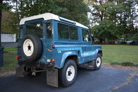 1986 Land Rover Defender Overview
