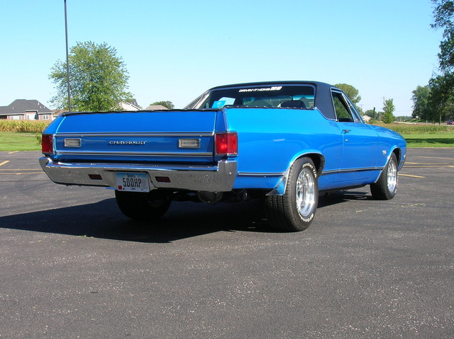 Picture of 1972 Chevrolet El Camino