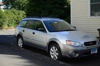 2007 Subaru Outback 2.5i picture, exterior