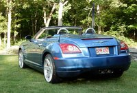2007 Chrysler Crossfire Overview