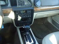 Picture of 2002 Lincoln Continental 4 Dr STD Sedan, interior