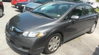 Picture of 2010 Honda Civic LX, exterior