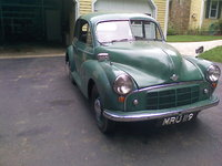 1952 Morris Minor Overview