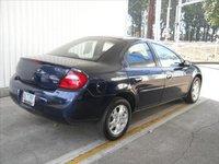 2005 Dodge Neon 4 Dr SXT Sedan picture, exterior