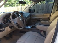 Picture of 2009 Nissan Armada SE, interior