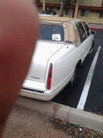 Picture of 1998 Cadillac DeVille Concours Sedan, exterior