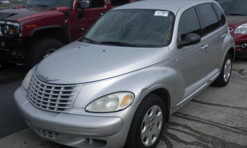 2005 chrysler pt cruiser overview cargurus. Black Bedroom Furniture Sets. Home Design Ideas