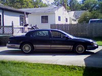 1995 Chrysler New Yorker Overview