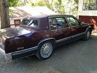 Picture of 1992 Cadillac DeVille Touring Sedan, exterior