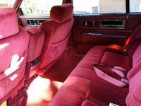 Picture of 1992 Cadillac DeVille Touring Sedan, interior