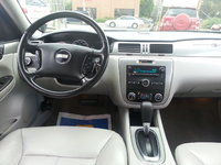 Picture of 2008 Chevrolet Impala SS, interior