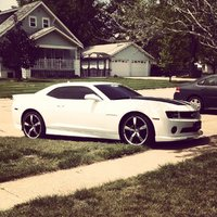 Picture of 2013 Chevrolet Camaro 2LT Coupe RWD, exterior, gallery_worthy