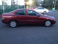 Picture of 2001 Volvo S60 Base, exterior