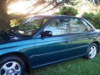 Picture of 1996 Subaru Legacy 4 Dr LS AWD Sedan, exterior