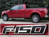 2013 Ford F-150 XLT SuperCab 6.5ft Bed 4WD picture, exterior