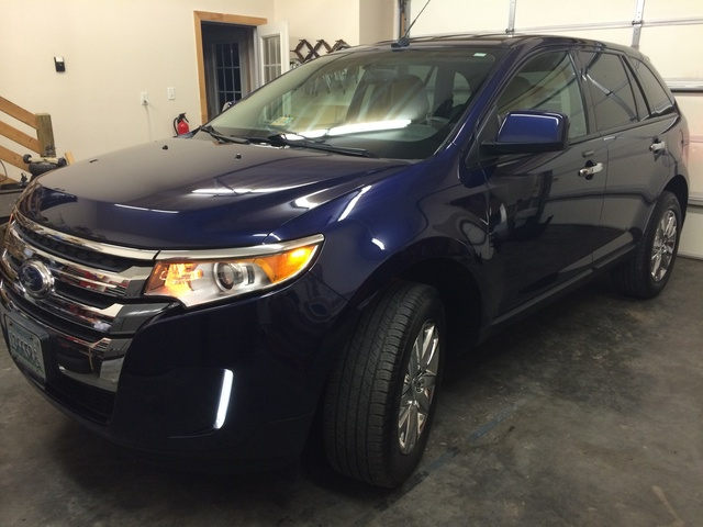 Picture Of  Ford Edge Sel Exterior Gallery_worthy