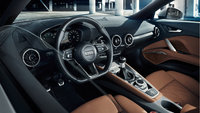 Picture of 2015 Audi TT 2.0T quattro Coupe AWD, interior, gallery_worthy