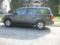 Picture of 2004 Honda Pilot LX AWD, exterior