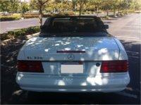 Picture of 1996 Mercedes-Benz SL-Class 2 Dr SL320 Convertible, exterior